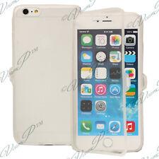 Accessoire Housse Coque Etui Portefeuille Livre TRANSPARENT Apple iPhone 6S Plus
