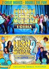 High School Musical - Remix/High School Musical 2 - Extended Dance Edition...