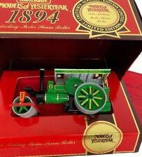 Matchbox Models Yesteryear Aveling Porter Steam Roller 1894 J Young Edingburgh