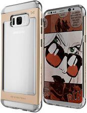 Galaxy S8 Plus Case, Ghostek Cloak 2 Aluminum TPU Hybrid Impact Durable Armor