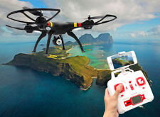 Syma X8W 2.4Ghz 4CH RC Headless FPV (Real Time) Quadcopter w/ Wifi Camera BLACK