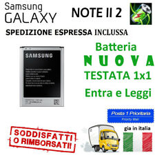 BATTERIA ORIGINALE SAMSUNG EB595675LU GALAXY NOTE DUE 2 II N7100 3100 mAh