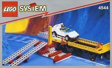 NEW Lego Train 9V 4544 Car Transport Wagon with Car SEALED HTF