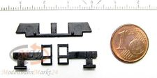 Ersatz-Teilesatz Tritte z.B. für PIKO Diesellok BR 246 Spur H0 1:87 - NEU
