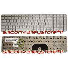 Tastiera ITA Silver con Frame HP Pavilion DV6-6007TX, DV6-6008EG, DV6-6008EL