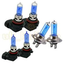 100W XENON BULBS FOR Mazda 3 DIP MAIN BEAM AND FOG LIGHT H7 HB3 HB4 2003-09