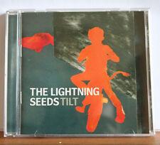 """The Lightning Seeds """"Tilt"""" CD"""