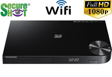 Live View Blu-Ray 1080P High Def Spy Nanny Camera DVR With Night Vision & WiFi