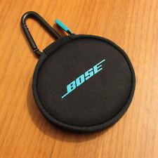 Bose in ear SoundSport Freestyle SoundTrue Earphones Earbuds bag carry case BLU