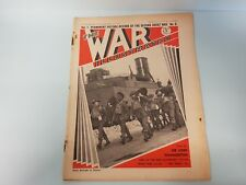 The War Illustrated No. 6 Vol 1 1939 Luftwaffe Churchill The Horse Balloons