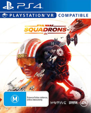 Star Wars Squadrons PS4, PlayStation VR Game NEW