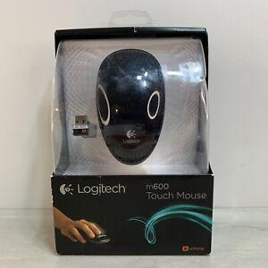 New Logitech M600 Wireless Touch Mouse For PC Windows 10 *Shelf Wear* 🔥🚐