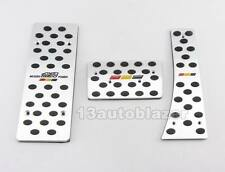 AT Foot Rest MugeN Style LHD Pedal Set for Honda Civic 06-11 07 08 09 10