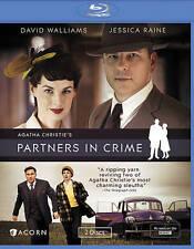 AGATHA CHRISTIE'S PARTNERS IN CRIME (David Walliams) 2-Disc Blu-Ray