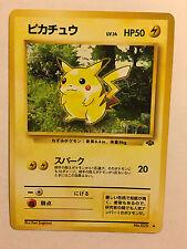 Pokemon Card / Carte Pikachu LV.14 No.025 Card Game