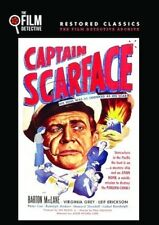 Captain Scarface [New DVD] Manufactured On Demand