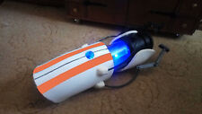Portal Gun Orange stripes Device Science Handheld P body ATLAS Cosplay