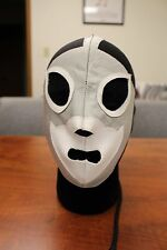 Player Uno Pro-Grade Ring Worn Autographed Mask PWG ROH
