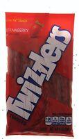 Twizzlers Strawberry Twists Strawbarry Candy Licorice ~ 5oz Bag Sweets BFR