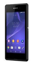 Sony Xperia E3 D2203 - 4GB - Schwarz (Ohne Simlock) Smartphone