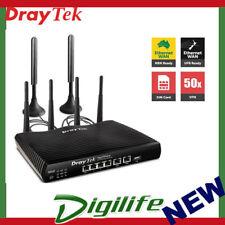 Draytek Vigor2926Lac 4G LTE Multi-WAN router w/ SIM slot VPN AC2000 DV2926Lac
