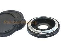 Canon FD Lens to Canon EOS Camera Adapter 1300D 1200D 1100D 1000D 760D 750D 700D