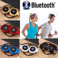 Mini 503 Wireless BT Type Headset Stereo CloseIcon Earphone Headphone