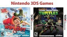 Nintendo 3DS Games | Very Good Condition | Choose Video Game | FREE SHIPPING