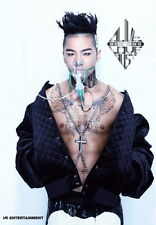 "019 BigBang - G Dragon TOP Taeyang SeungRi Kpop Singer Star 14""x20"" Poster"