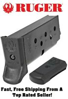 Ruger LCP II/2 .380 ACP/Auto 6-Round/Rd Pistol OEM Magazine/Mag/Clip 90621   4A