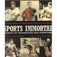 Sports Immortals: Stories Of Inspiration And Achievement: Featuring Joel Platt a