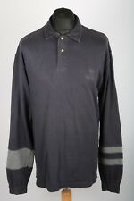 Vintage TIMBERLAND Rugby Shirt | Mens XL | Sweatshirt Sweater Long Polo Shirt