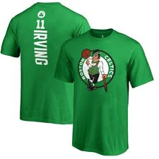 Kyrie Irving Boston Celtics Fanatics Branded Youth Backer Name & Number T-Shirt