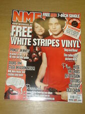 NME 2007 JUN 9 WHITE STRIPES MUSE CRIBS JOY DIVISION
