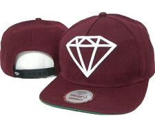 New Diamond SUPPLY CO Snapback style Hip hop Adjustable baseball Hat Cap Brown