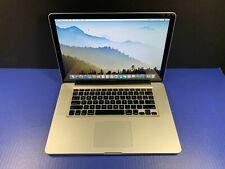 Apple Macbook Pro 15 * 8GB RAM 1TB * Intel Pre-Retina - Used