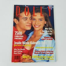 Dolly Magazine Vintage May 1992