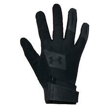 Under Armour 1341834001XL Tac Blackout Mens XL Black Tactical Duty Gloves