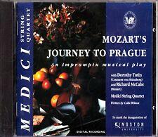 Mozarts Journey to Prague, Musical Play-Medici String Quartet CD (Dorothy Tutin)