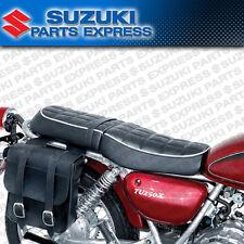 NEW 2011 - 2017 SUZUKI TU250X TU 250 X GENUINE OEM GEL SEAT ASSEMBLY 990A0-31002