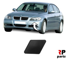 FOR BMW 3 SERIES E90 E91 04-08 NEW FRONT HEADLIGHT WASHER COVER CAP PRIMED LEFT