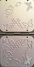 Stampin Up!~~~SIZZIX EMBOSSLITS~Butterfly~NIP~~RETIRED~