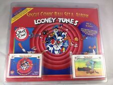 1991 Comic Ball Looney Tunes Series Trading Cards and Album Cards # 199-294
