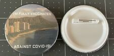 """I'm Fully Vaccinated Button (2 1/4"""")"""