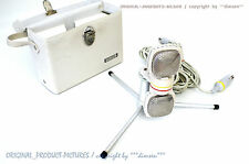 GRUNDIG GDSM-202 Vintage Stereo Microphone/Stereo Mikrofon inkl. Etui! TOP!! RaR