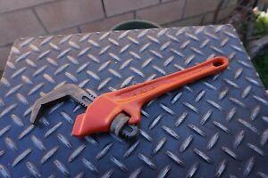 RIDGID E-110 Smooth Jaw Hex Offset Pipe Wrench THE RIDGE TOOL CO,ELYRIA OHIO USA