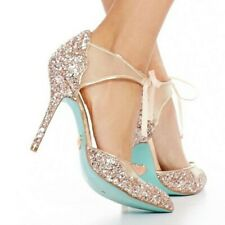 Betsey Johnson Prom Shoes for Women for