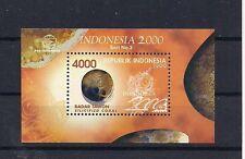 Indonesia 1997 V / Fine MNH Gemstones Minature Sheet Very Scarce Classic Item