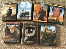Period Pieces 7 Dvd Set (Mel Gibson, Brad Pitt, Leonardo)
