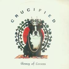 "7"" Army Of Lovers/Crucified (UK)"
